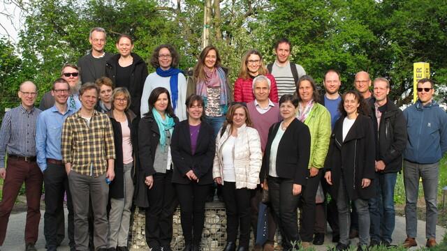 Paneuropäisches Phänologienetzwerk (PEP725)